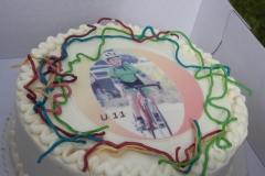 in jeder Altersklasse gab es eine Torte zu gewinnen
