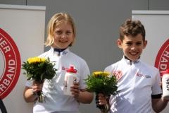 Isabelle Siegerehrung Fördercup